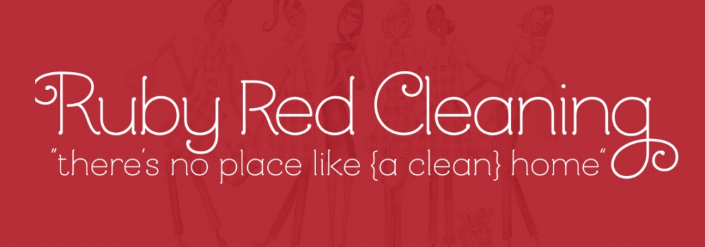 Ruby Red Cleaning