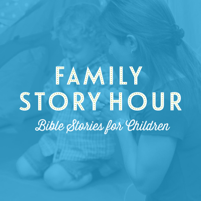 Family Story Hour Card