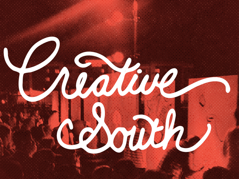 Creative South Lettering - Sevenality