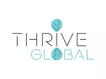 Sevenality press mention at Thrive Global